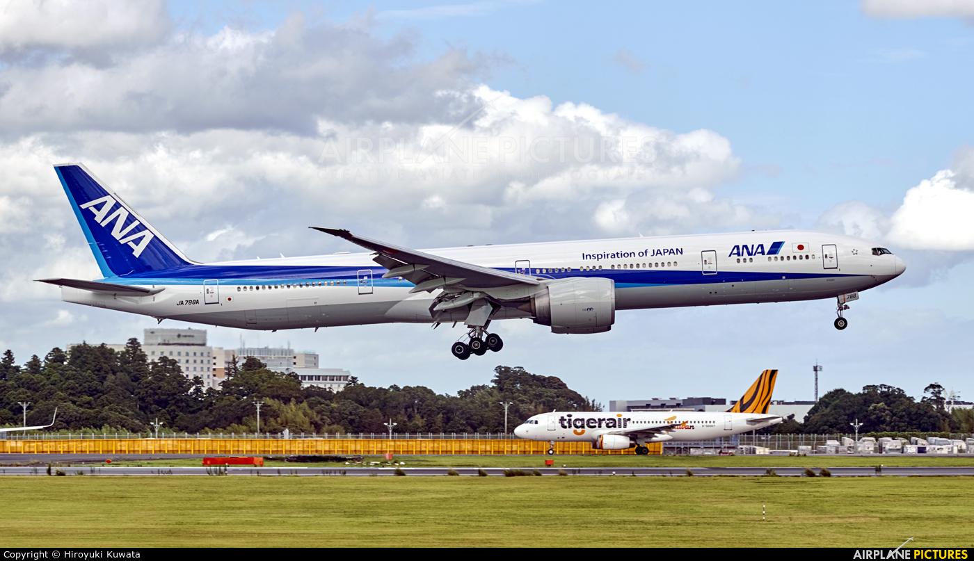 ANA - All Nippon Airways JA788A aircraft at Tokyo - Narita Intl