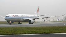 B-6092 - Air China Airbus A330-200 aircraft