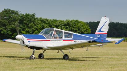 OK-EOC - Aeroklub Czech Republic Zlín Aircraft Z-43