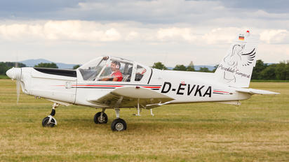 D-EVKA - Private Zlín Aircraft Z-42M