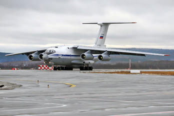 RF-76542 - Russia - Air Force Ilyushin Il-76 (all models)