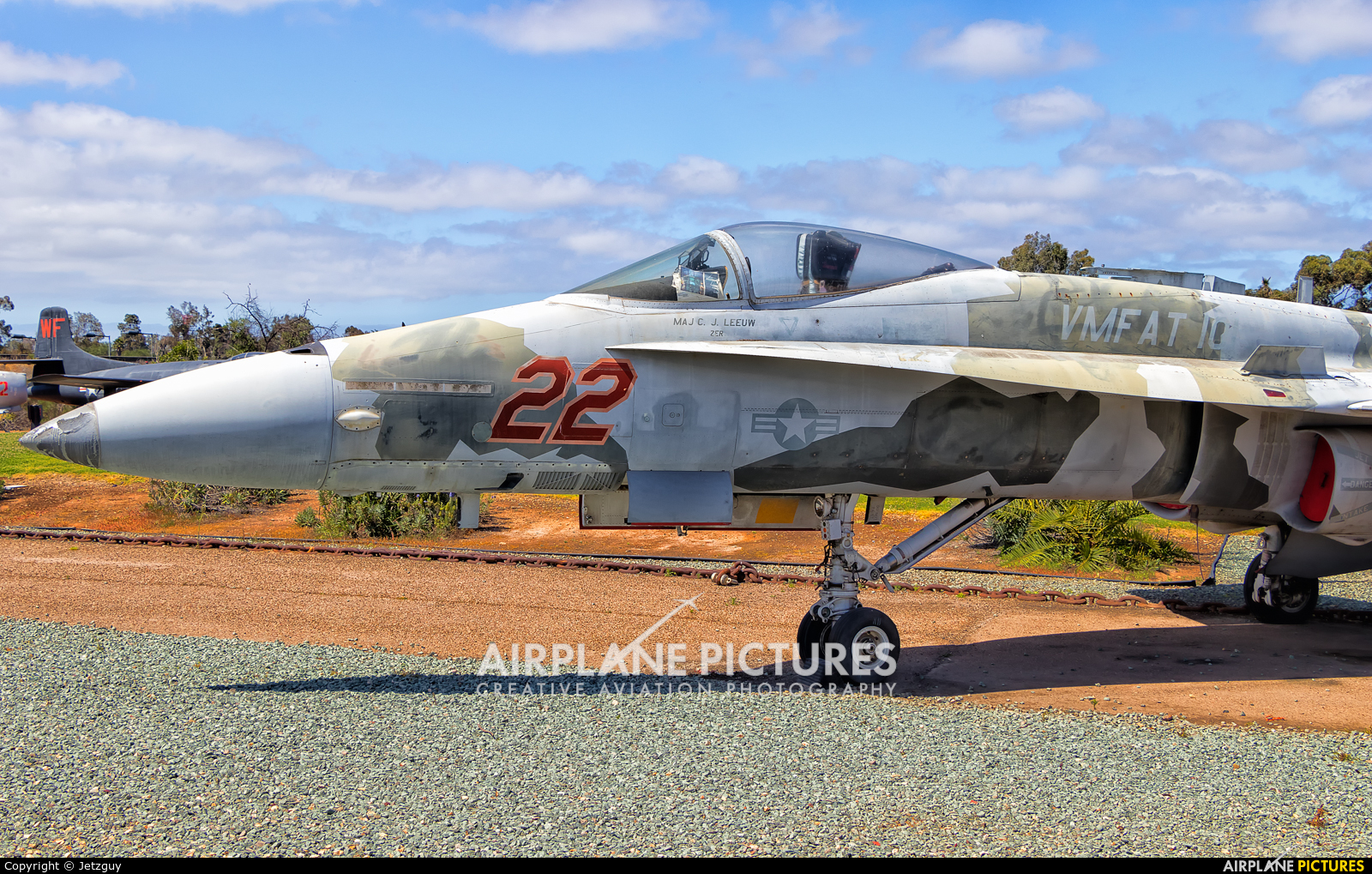 USA - Marine Corps 163152 aircraft at Miramar MCAS - Flying Leatherneck Aviation Museum
