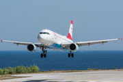 OE-LBV - Austrian Airlines/Arrows/Tyrolean Airbus A320 aircraft