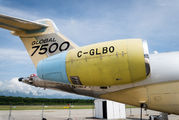 C-GLBO - Bombardier Bombardier BD700 Global 7500 aircraft