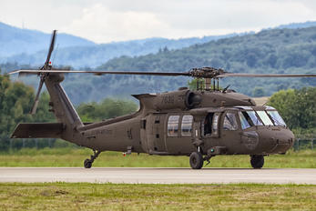 7639 - Slovakia -  Air Force Sikorsky UH-60M Black Hawk