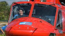 OE-XKK - Heli Tirol - Airport Overview - People, Pilot aircraft