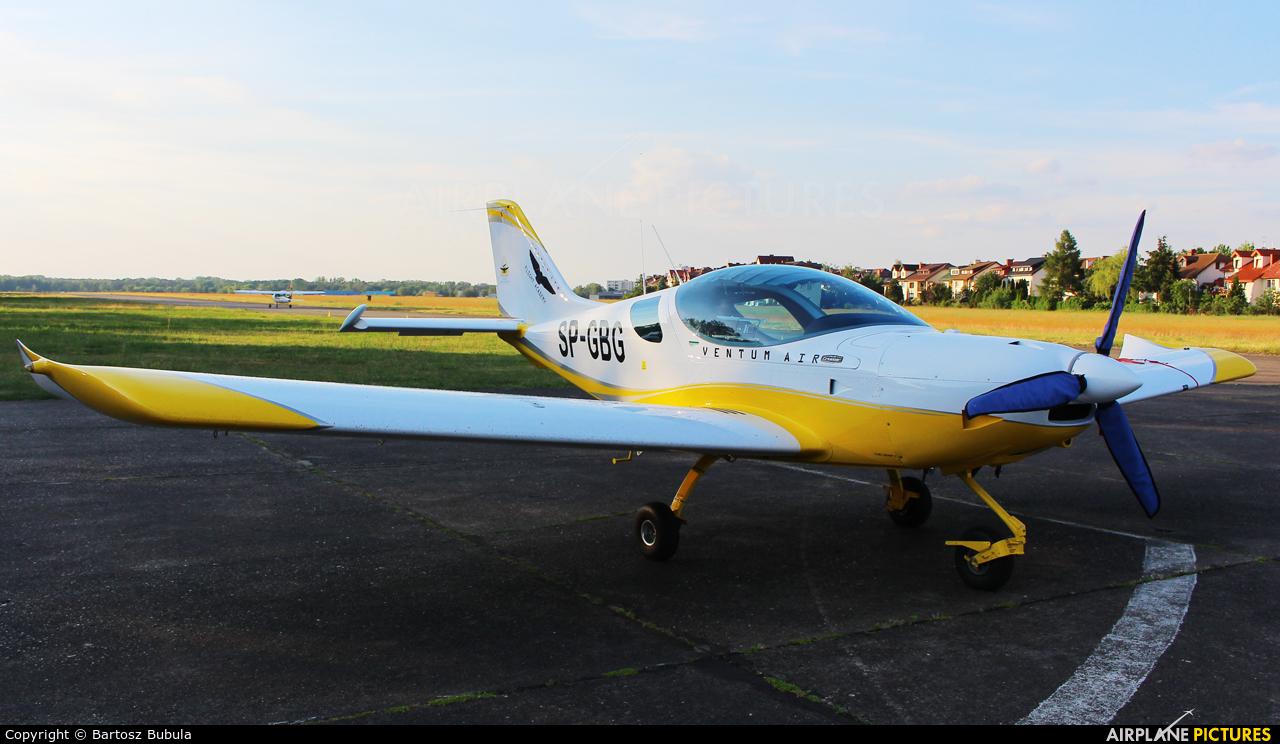 Ventum Air SP-GBG aircraft at Warsaw - Babice