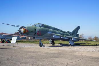 41 - Russia - Air Force Sukhoi Su-17M4