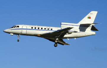 17401 - Portugal - Air Force Dassault Falcon 50