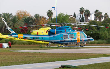 D-HGHS - Babcock Support services Bell 412