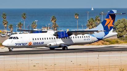 4X-ATH - Israir Airlines ATR 72 (all models)