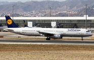 D-AISU - Lufthansa Airbus A321 aircraft