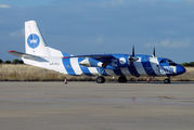 Edwin Air Cargo An26 visited Valladolid title=