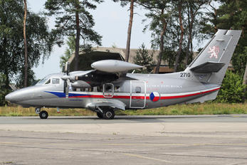 2710 - Czech - Air Force LET L-410UVP-E20 Turbolet
