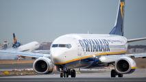 EI-FTO - Ryanair Boeing 737-86X(WL) aircraft