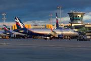 VP-BII - Aeroflot Airbus A320 aircraft