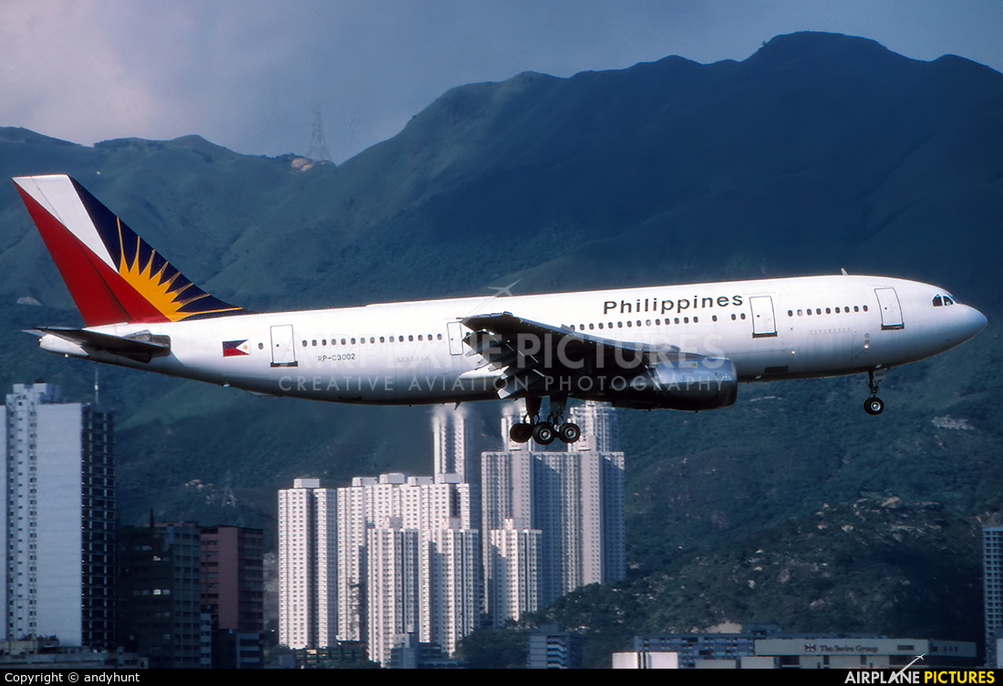 Philippines Airlines - aircraft at