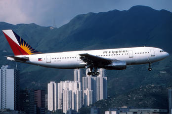 - - Philippines Airlines Airbus A300