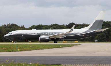 D-AXXX - ACM Air Charter Boeing 737-800 BBJ