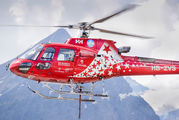 HB-ZVS - Air Zermatt Aerospatiale AS350 Ecureuil / Squirrel aircraft