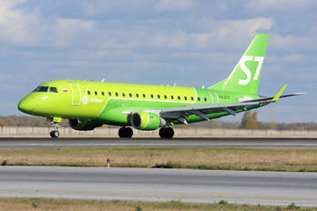VQ-BYS - S7 Airlines Embraer ERJ-170 (170-100)