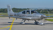 OK-VLP - Private Cirrus SR22 aircraft