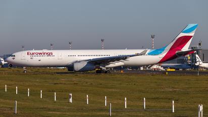 OO-SFB - Eurowings Airbus A330-300