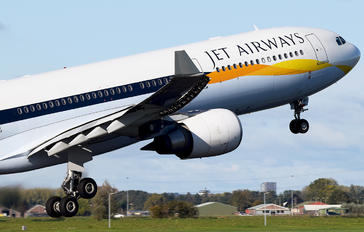 VT-JWR - Jet Airways Airbus A330-300