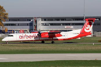 D-ABQS - LGW de Havilland Canada DHC-8-400Q / Bombardier Q400