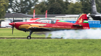 RJF-01 - Royal Jordanian Falcons Extra 300