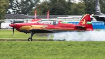 RJF-01 - Royal Jordanian Falcons Extra 300 aircraft