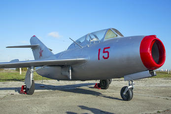 15 - Russia - Air Force Mikoyan-Gurevich MiG-15 UTI