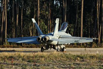 166840 - USA - Navy Boeing F/A-18E Super Hornet