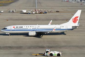 B-1529 - Air China Boeing 737-800