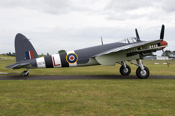 ZK-BCV - Royal Air Force de Havilland DH. 98 Mosquito FB Mk VI