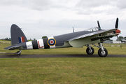 ZK-BCV - Royal Air Force de Havilland DH. 98 Mosquito FB Mk VI aircraft