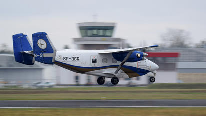 SP-DGR - PZL Mielec PZL M-28-05 Skytruck