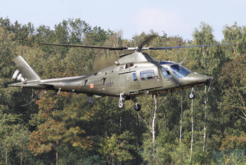 H31 - Belgium - Air Force Agusta / Agusta-Bell A 109BA