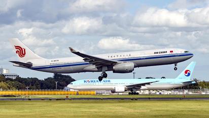 B-8579 - Air China Airbus A330-300