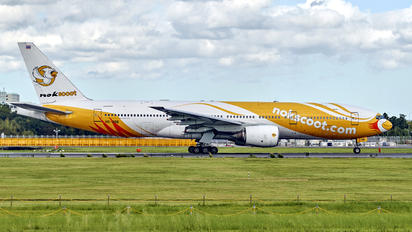 HS-XBB - Nokscoot Boeing 777-200