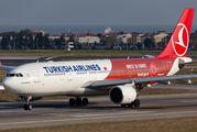 TC-JIZ - Turkish Airlines Airbus A330-200 aircraft
