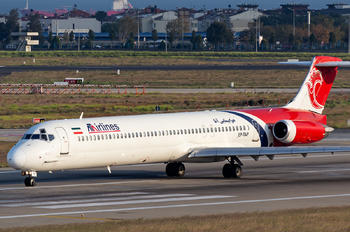 EP-TAP - ATA Airlines Iran McDonnell Douglas MD-83
