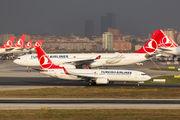 TC-JVN - Turkish Cargo Boeing 737-800 aircraft