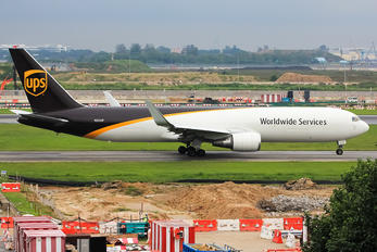 N352UP - UPS - United Parcel Service Boeing 767-300F
