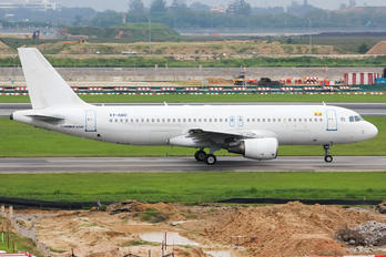 XY-AGO - Myanmar Airways International Airbus A320