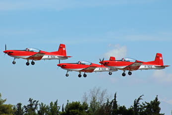 A-933 - Switzerland - Air Force Pilatus PC-7 I & II