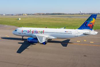LY-SPJ - Small Planet Airlines Airbus A320