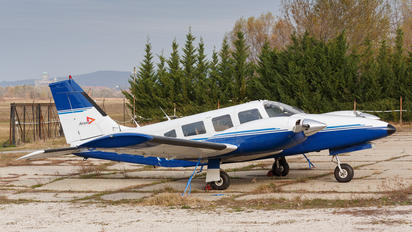 PH-HLM - Private Piper PA-34 Seneca