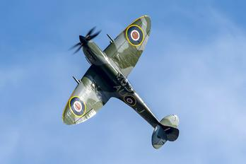 OO-XVI - Private Supermarine Spitfire LF.XVIe
