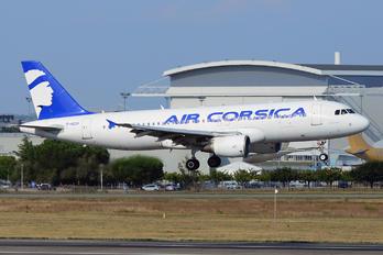 F-HZDP - Air Corsica Airbus A320